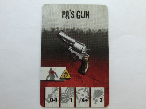 survivor equipment card (pa's gun)